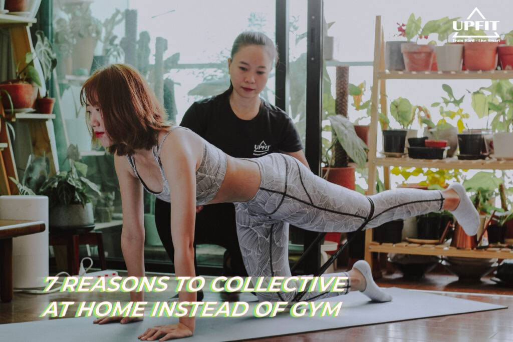 7 reasons to exercise at home instead of gym